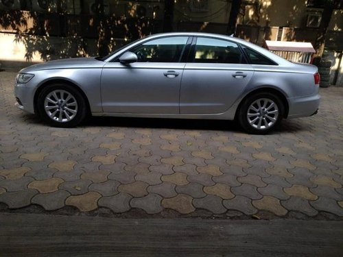 Used Audi A6 2012 AT for sale in Nashik