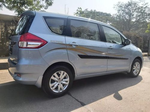 Used Maruti Suzuki Ertiga ZXI Plus 2017 MT for sale in Mumbai
