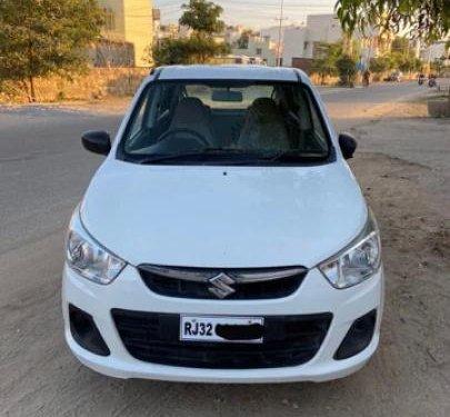 Used 2016 Maruti Suzuki Alto K10 MT for sale in Udaipur