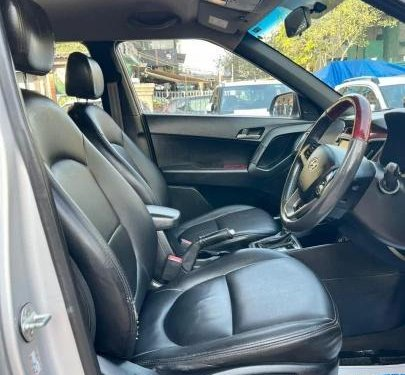 2017 Hyundai Creta 1.6 VTVT AT SX Plus in Mumbai