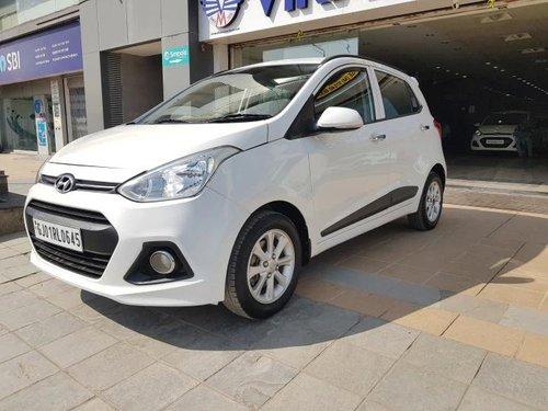 Used 2015 Hyundai i10 Asta MT for sale in Ahmedabad
