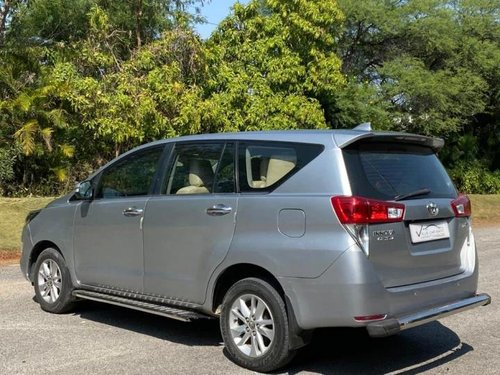 2016 Toyota Innova Crysta 2.4 VX MT 8S in Hyderabad