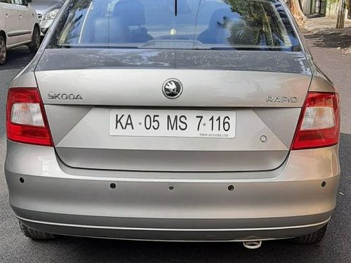 2016 Skoda Rapid 1.6 MPI AT Elegance for sale in Bangalore