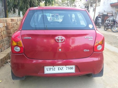 Used Toyota Etios Liva GD 2011 MT for sale in Lucknow