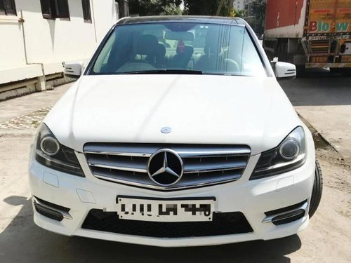 Used 2014 Mercedes Benz C-Class AT for sale in Faridabad