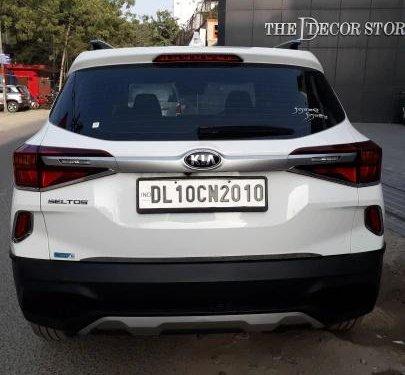 Kia Seltos 2019 MT for sale in New Delhi