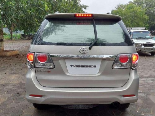 Used 2013 Toyota Fortuner AT for sale in Coimbatore