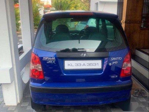 Used Hyundai Santro Xing GLS 2008 MT for sale in Kottayam