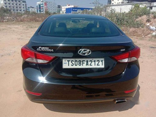 Used Hyundai Elantra 1.6 SX 2016 AT for sale in Hyderabad