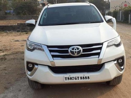 Used 2019 Toyota Fortuner AT for sale in Hyderabad