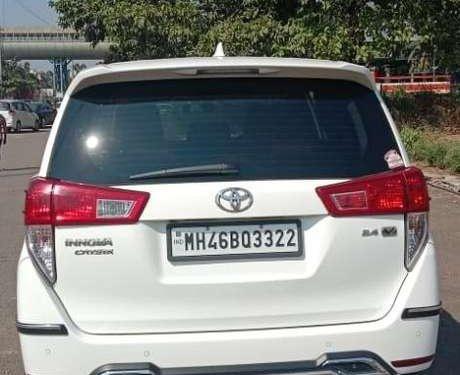 Used 2019 Toyota Innova Crysta MT for sale in Mumbai