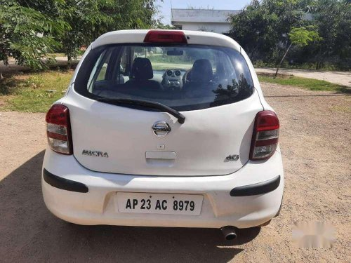 Used 2013 Nissan Micra MT for sale in Hyderabad