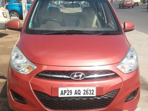 Used Hyundai i10 1.2 Kappa Magna 2011 MT in Hyderabad