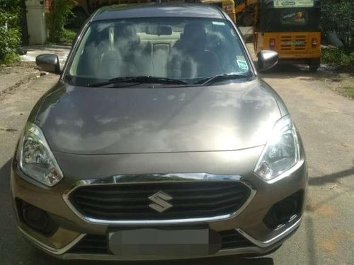 Used Maruti Suzuki Dzire 2017 MT for sale in Chennai