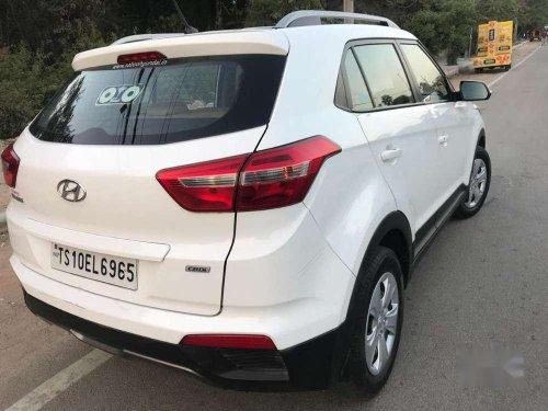 Used Hyundai Creta S 2017 MT for sale in Hyderabad