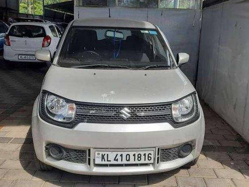 Used Maruti Suzuki Ignis 1.2 Sigma 2019 MT for sale in Thrissur