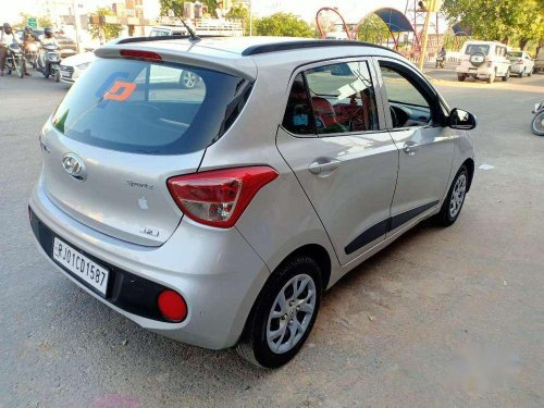 Used 2017 Hyundai Grand i10 MT for sale in Jaipur