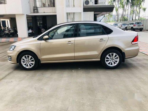 Used 2016 Volkswagen Vento AT for sale in Surat