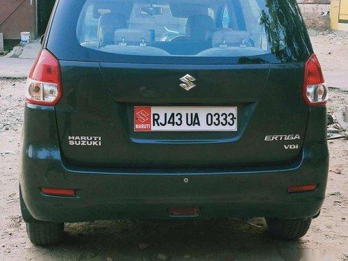 Used Maruti Suzuki Ertiga VDI 2013 MT for sale in Jodhpur