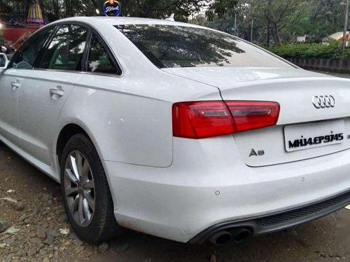 Used 2014 Audi A6 AT for sale in Pune