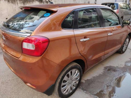 Used Maruti Suzuki Baleno 2017 MT for sale in Hyderabad