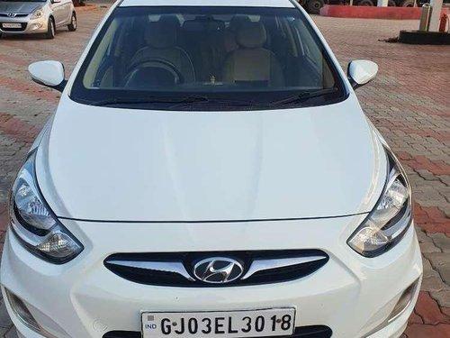 Used 2013 Hyundai Verna MT for sale in Jamnagar