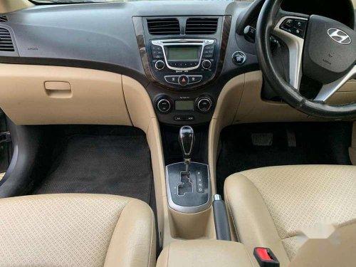 Used Hyundai Verna CRDi 1.6 SX Option 2011 AT in Pune