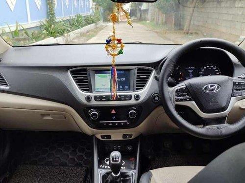 Hyundai Fluidic Verna 2019 MT for sale in Hyderabad