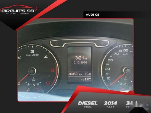 Used Audi Q3 2014 AT for sale in Madurai