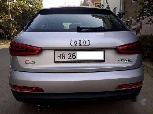 Used Audi Q3 2012 AT for sale in Gurgaon