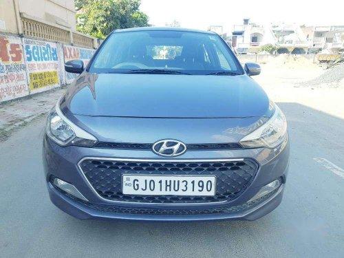 Used Hyundai i20 Sportz 1.2 2017 MT for sale in Ahmedabad