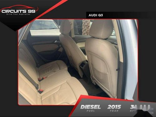 Used 2015 Audi Q3 AT for sale in Chennai