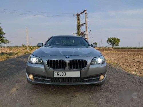 Used 2013 BMW 5 Series AT for sale in Rajkot