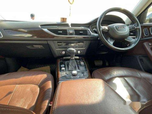 Used Audi A6 2.0 TDI Premium Plus 2012 AT in Ahmedabad