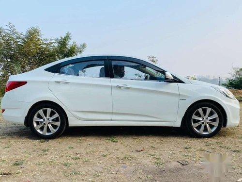 Used 2013 Hyundai Fluidic Verna MT for sale in Surat