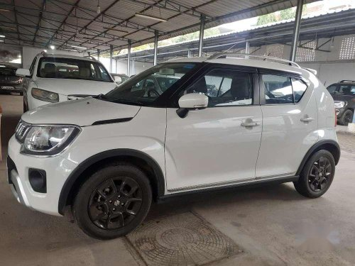 Used Maruti Suzuki Ignis 1.2 AMT Zeta 2020 AT in Chennai