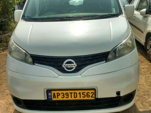 Used Nissan Evalia 2013 MT for sale in Visakhapatnam