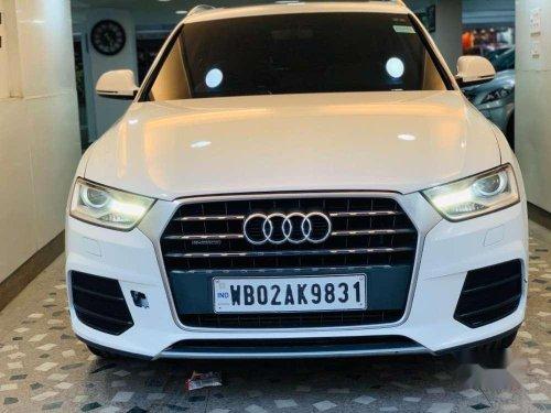 Used Audi Q3 2017 AT for sale in Kolkata