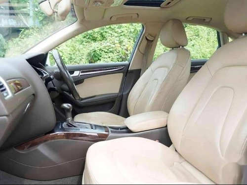 Used Audi A4 2.0 TFSI 2013 AT for sale in Kozhikode