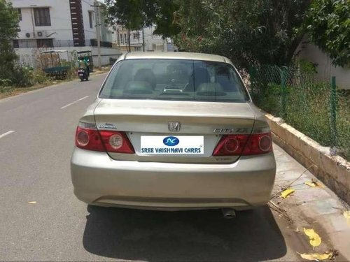 Used 2006 Honda City ZX MT for sale in Tiruppur
