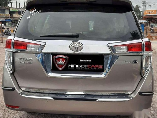2016 Toyota Innova Crysta AT for sale in Hyderabad