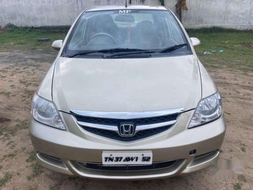 Used Honda City ZX 2007 MT for sale in Tiruppur