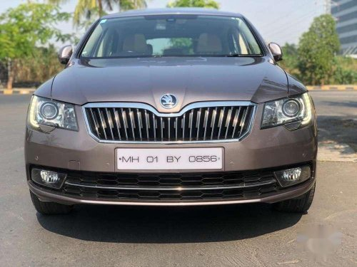 Used 2015 Skoda Superb AT for sale in Goregaon