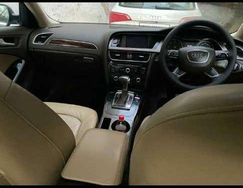 Used Audi A4 2.0 TDI 2013 AT for sale in Panchkula