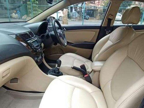 Hyundai Fluidic Verna 2012 MT for sale in Nagar