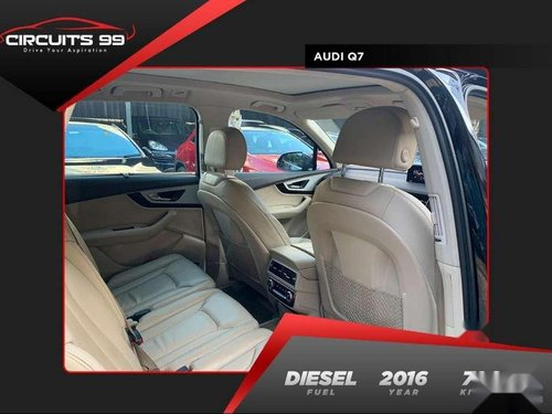 Used Audi Q7 2016 AT for sale in Madurai