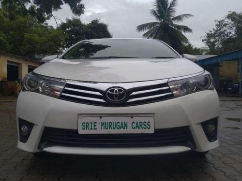 Used Toyota Corolla Altis 2016 AT for sale in Chennai