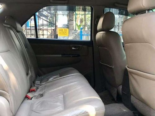 Used Toyota Fortuner 2012 AT for sale in Mumbai
