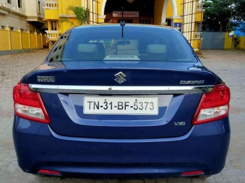 Used 2018 Maruti Suzuki Dzire MT for sale in Pondicherry