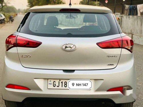 Used 2017 Hyundai Elite i20 MT for sale in Ahmedabad
